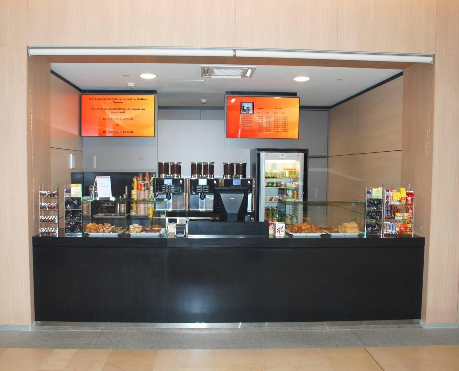Sandwicherie snacks and extreem - Amenagement snack ...